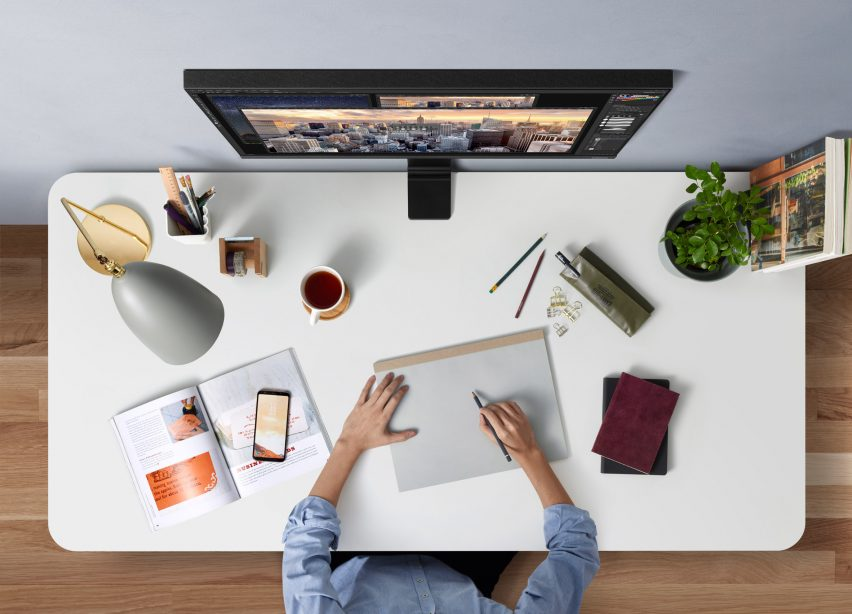 Samsung's minimalist Space Monitor can free up your desk