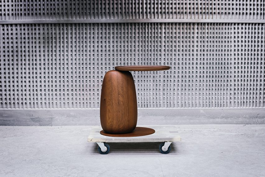 Sé previews monolithic furniture series by Ini Archibong
