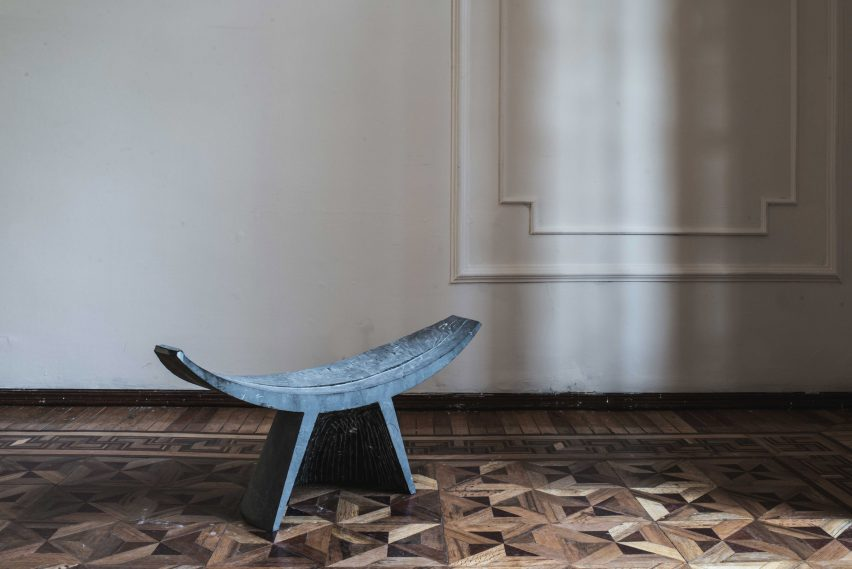 Partera stool in Sincretismo by EWE