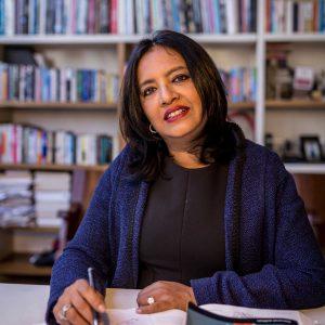 Portrait of Dezeen Awards 2019 judge Sonali Rastogi