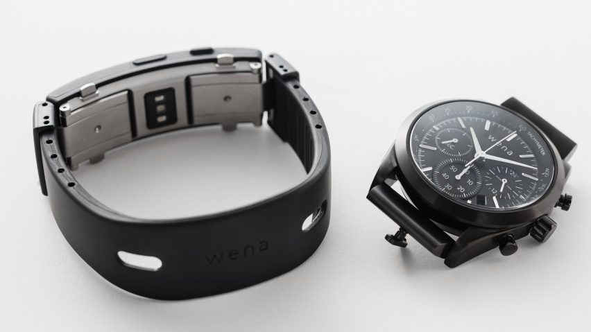 Sony launches Wena smartwatch strap to update classic timepieces