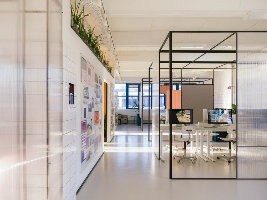 "Get rid of the open-plan office"" says"