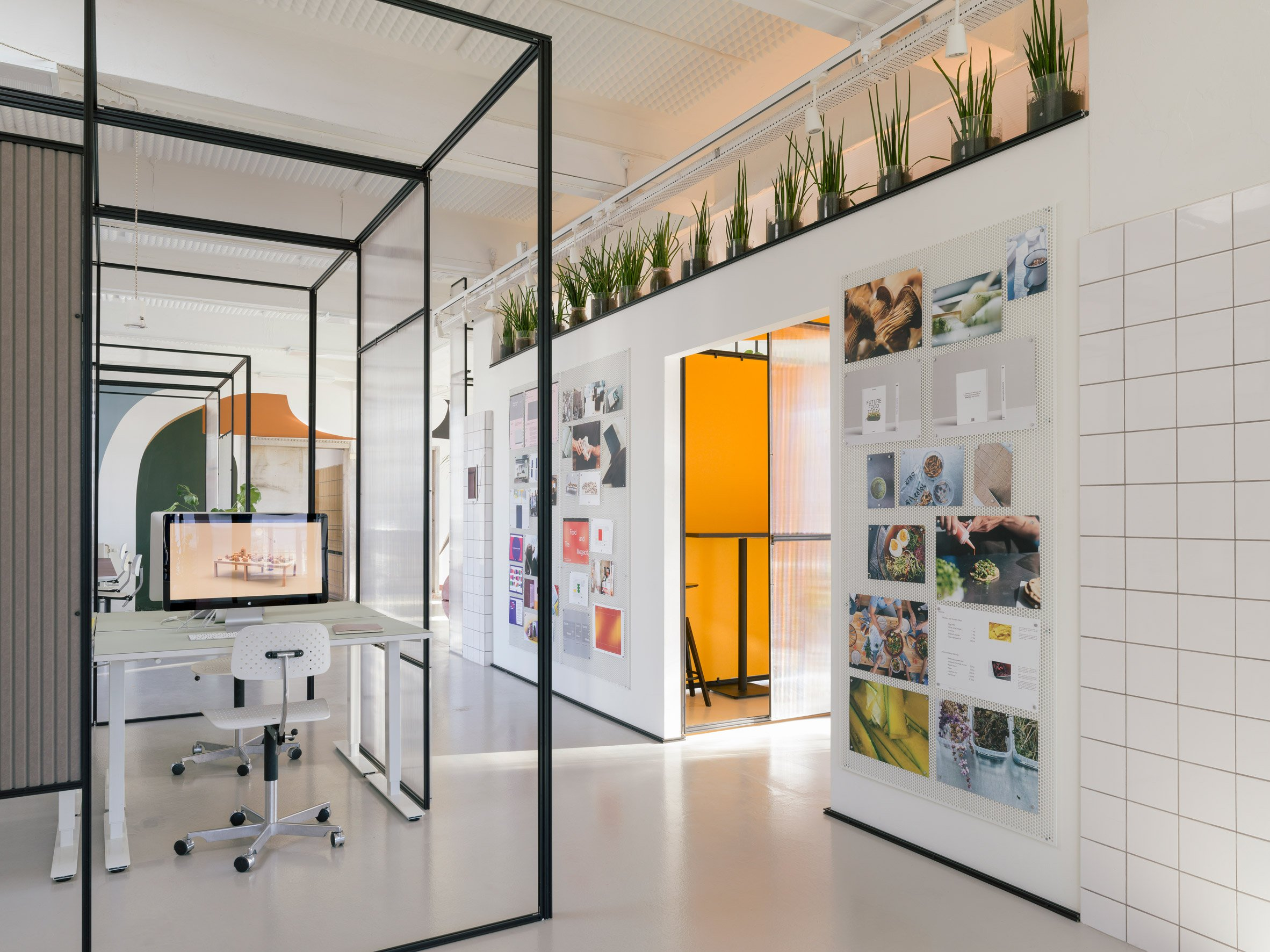 Space10 office redesign Spacon & X