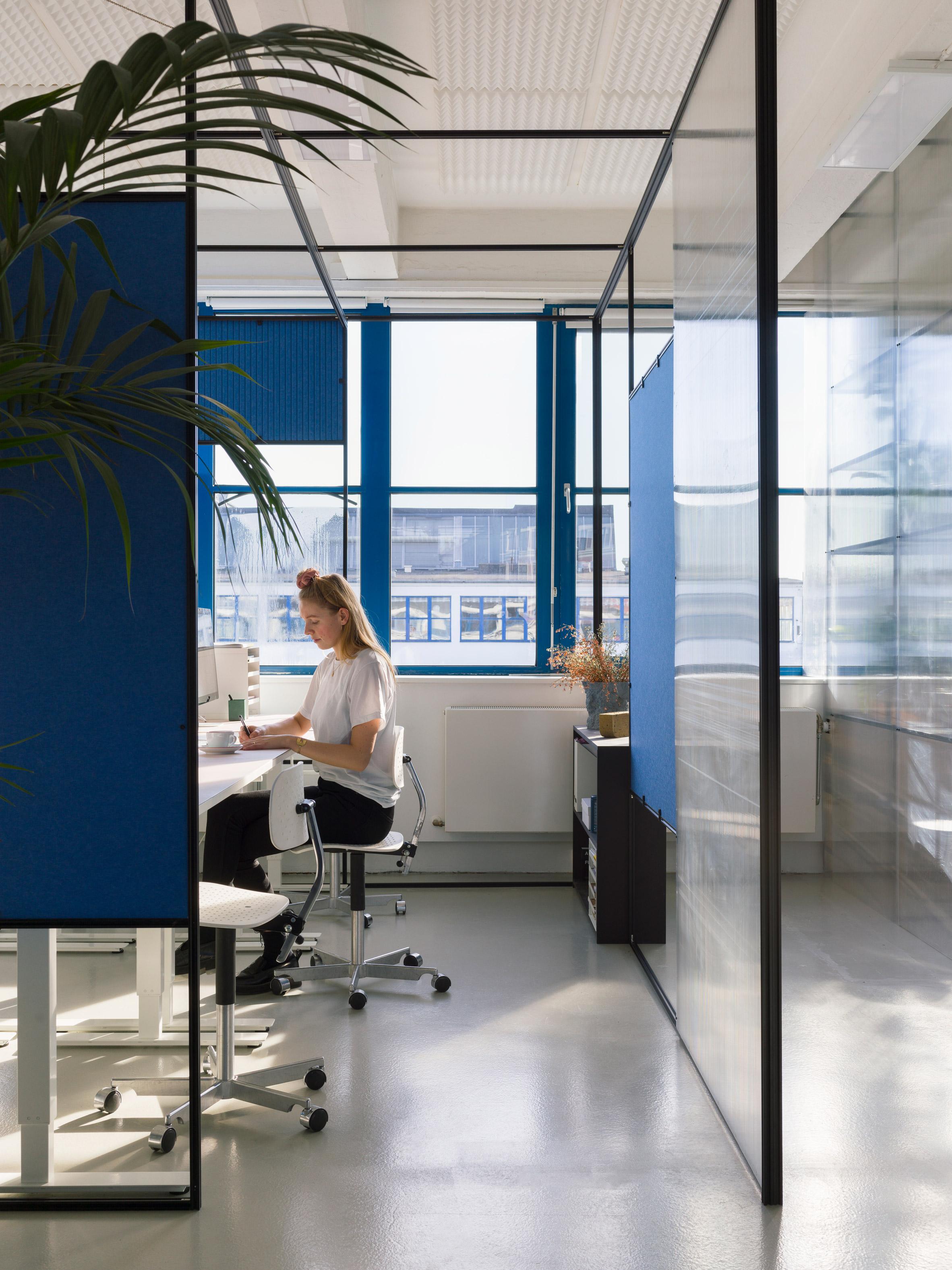 Simon Petersen Space10 open-plan office interview