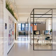 Spacon & X brings order to Space10's head office with adaptable partitions