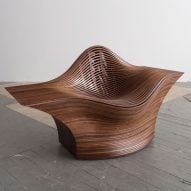 Bae Se Hwa's sinuous Steam Bent Series goes on show in New York