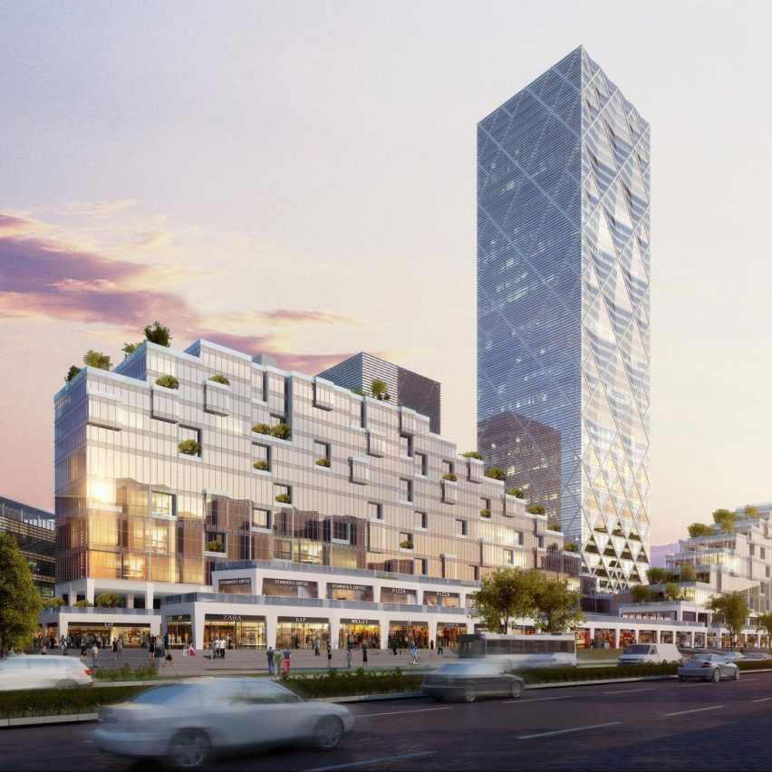 China jobs: Architect/architectural assistant at Super Geometry Architects in Hong Kong, China