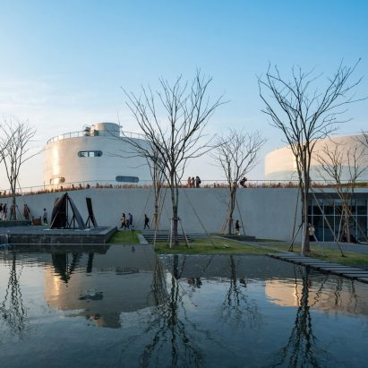 TANK Shanghai by OPEN Architecture in China