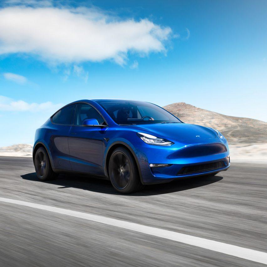 Tesla reveals latest Model Y electric SUV