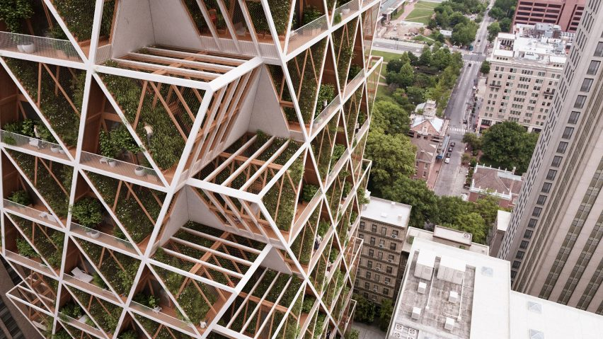 The Farmhouse by Precht, a vertical farming concept