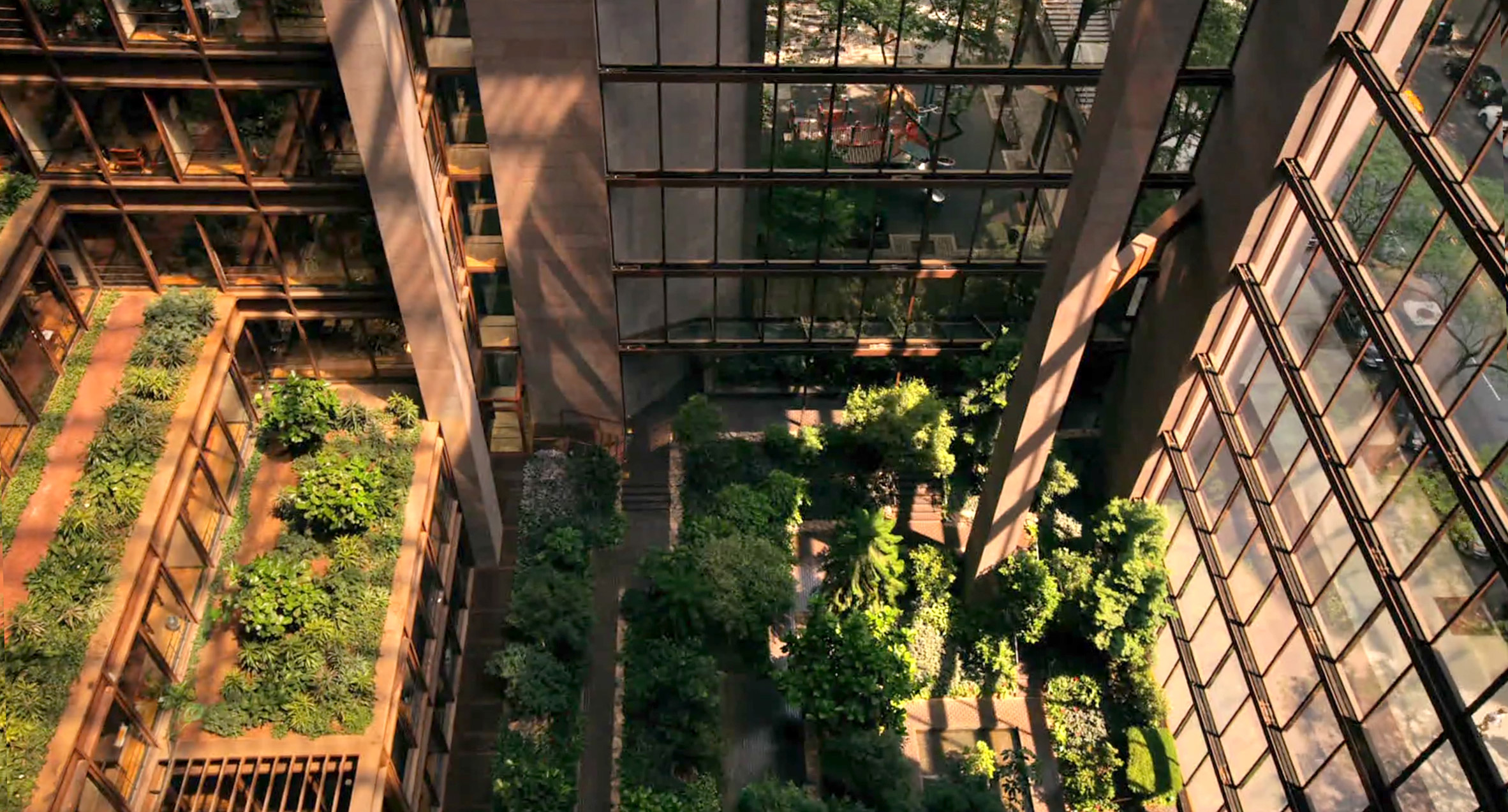The Ford Foundation in New York by KRJD