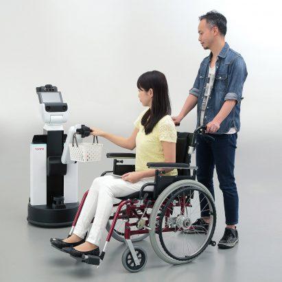 Tokyo 2020 robot Toyota