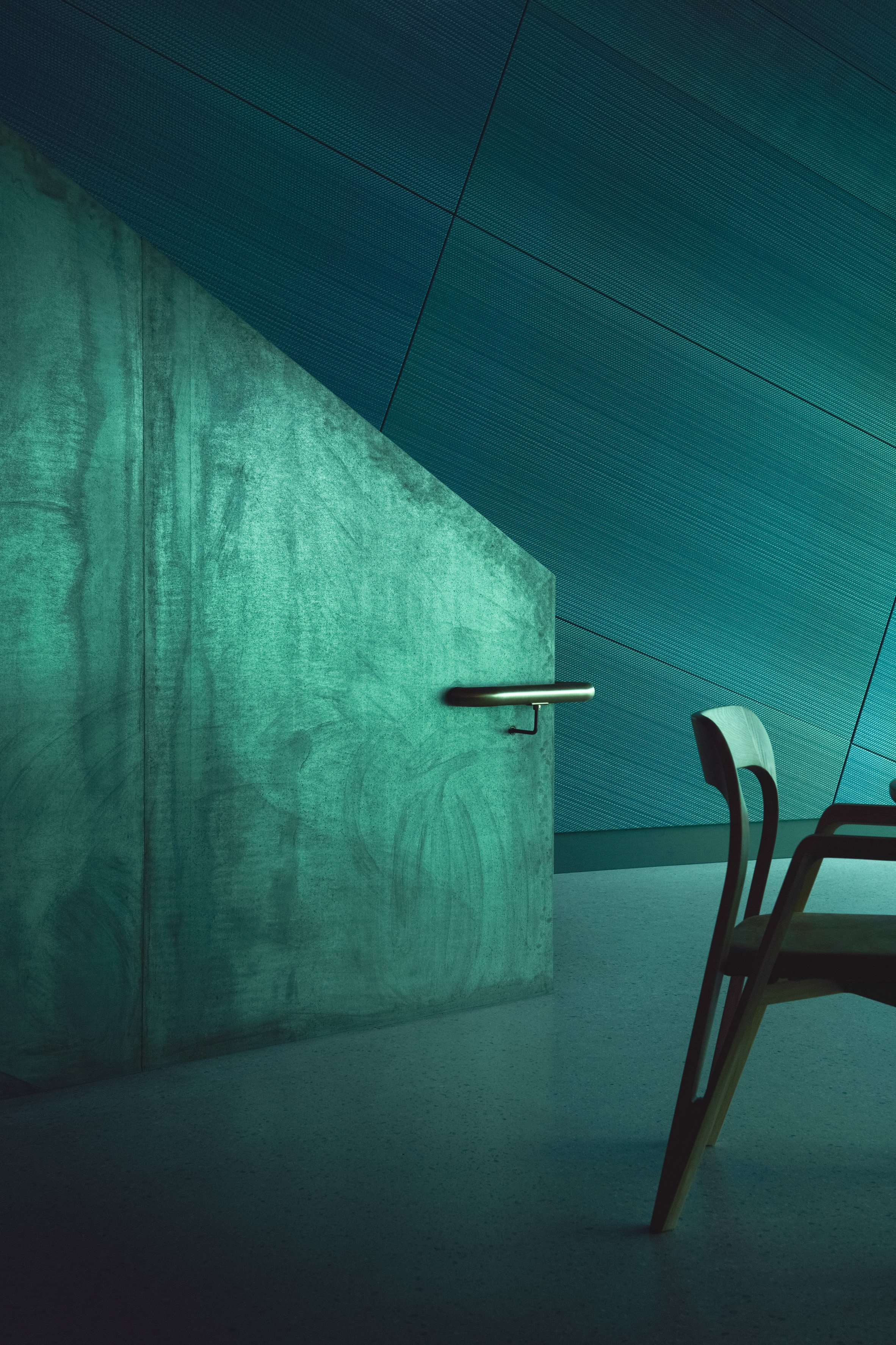 Europe's first underwater restaurant, Under, by Snohetta in Båly, south Norway