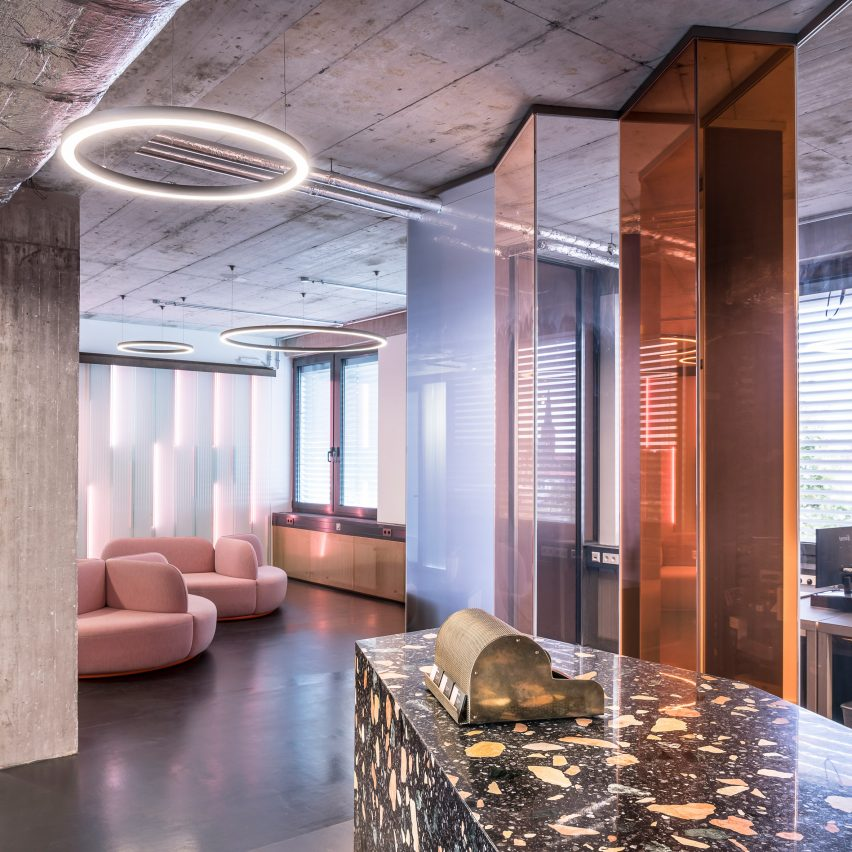 Interiors of The Urban Dentist by Studio Karhard