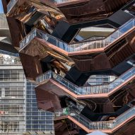Thomas Heatherwick's Vessel to reopen in New York on Friday with buddy system to prevent suicides