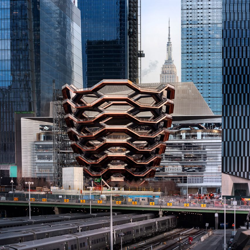Vessel by Heatherwick Studio