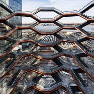 Heatherwick hits back at Vessel critics and defends Hudson Yards