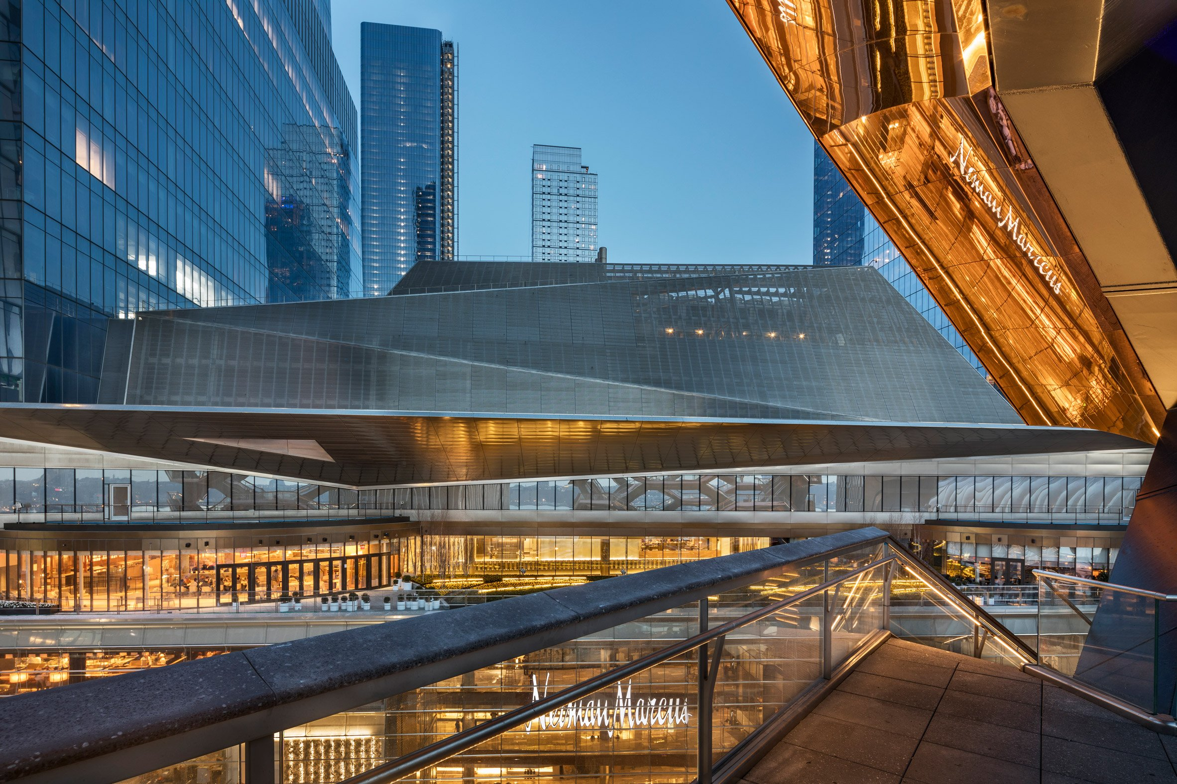Vessel at Hudson Yards by Heatherwick Studio