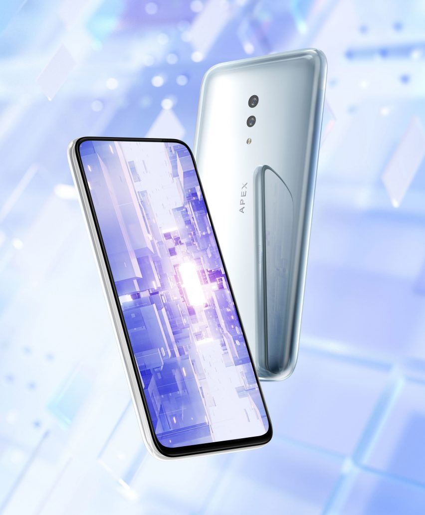 Vivo eliminates all plugs in unibody Apex 2019 smartphone