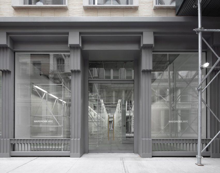 Wardrobe NYC by Jordana Maisie