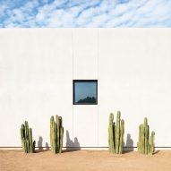 The Ranch Mine's Weave house in Phoenix draws upon work by Georgia O'Keeffe