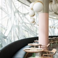 Willmott's Ghost restaurant opens inside Amazon Spheres in Seattle