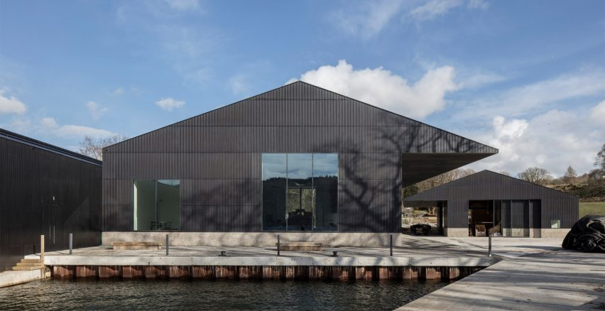 Windermere Jetty Museum by Carmody Groarke