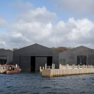 Carmody Groarke completes boat museum on the shore of Windermere