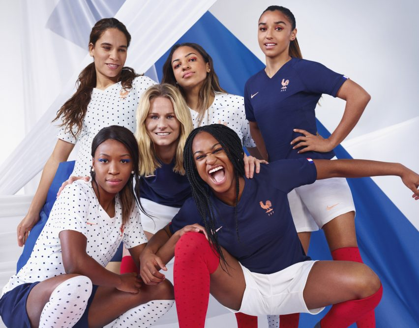Nike onthult Women's World Cup-sets 2019 voor 14 nationale teams