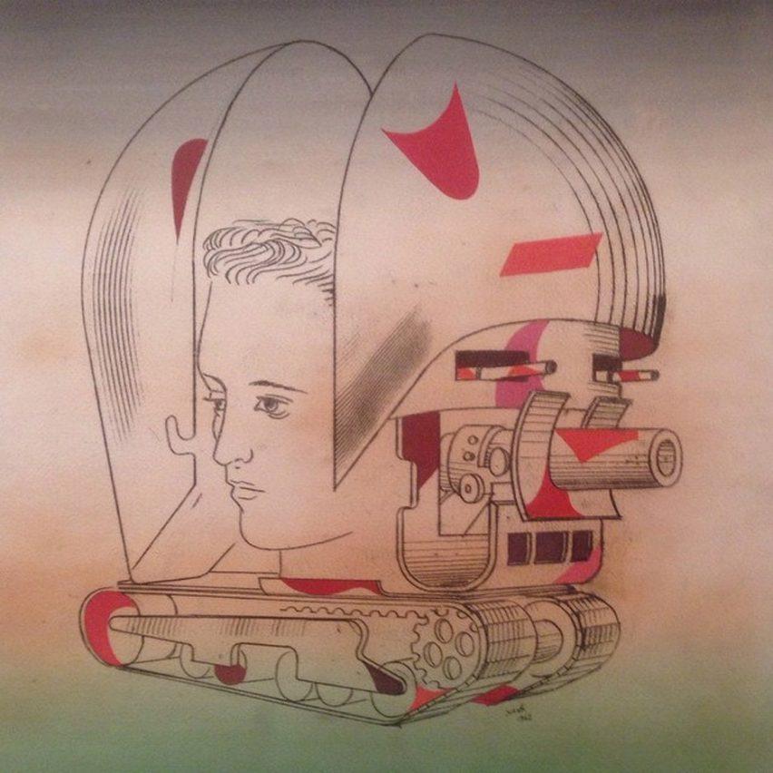 Bauhaus from A – Z: Xanti Schawinsky
