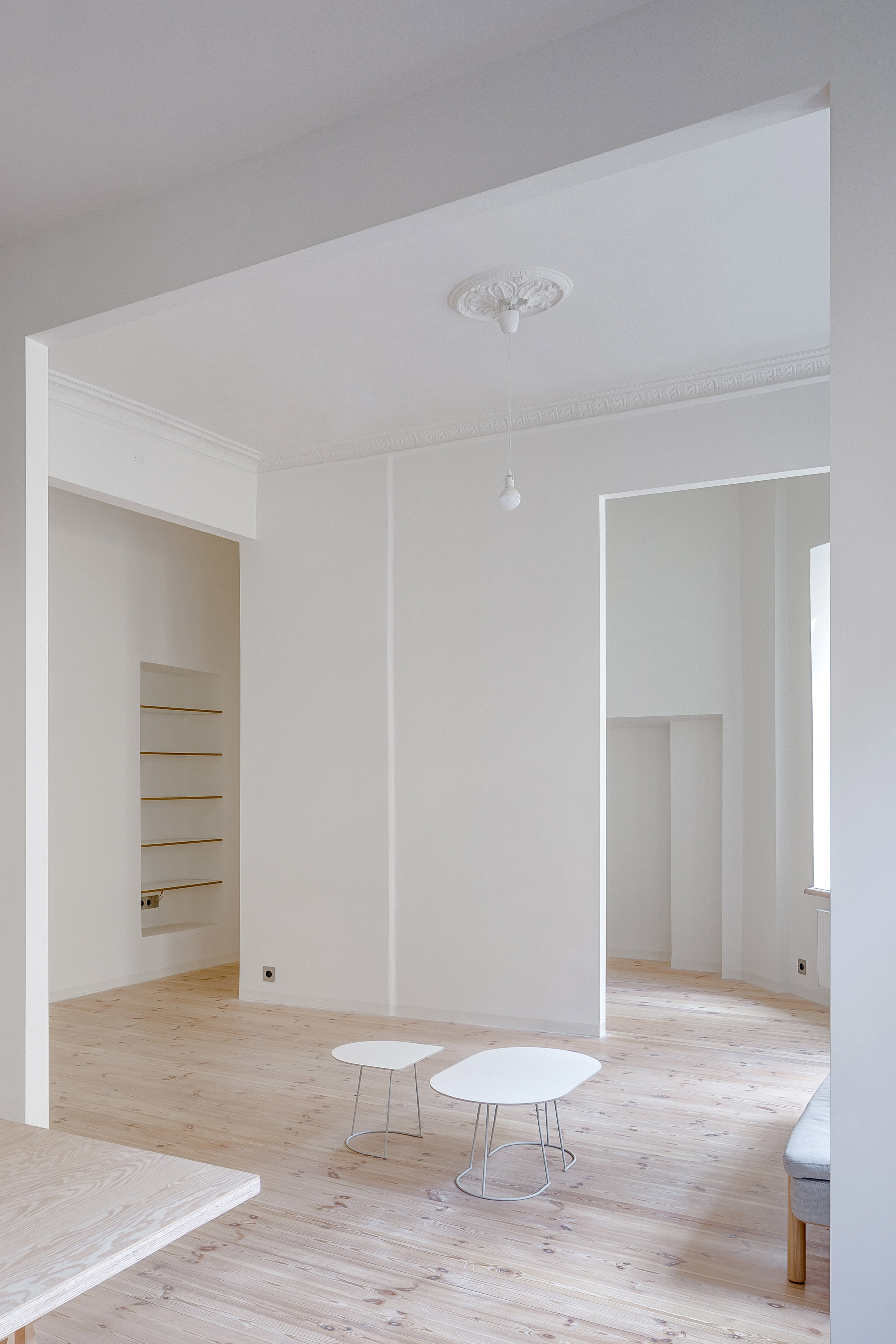 Young family apartment in Vilnius, designed by ŠA Atelier