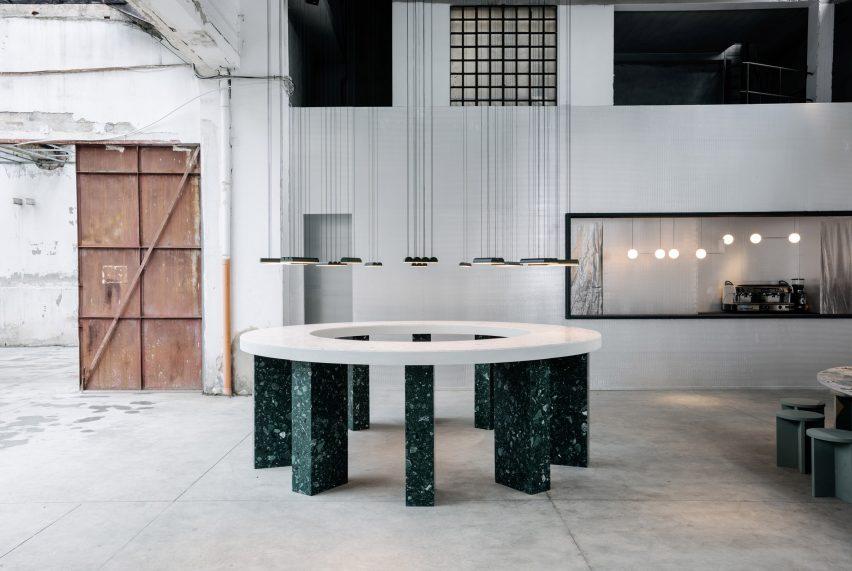 Caffe Populaire DWA Design Studio Lambert & FIls