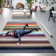 Richard Hutten brings together Dutch creatives to create Freedom rug collection