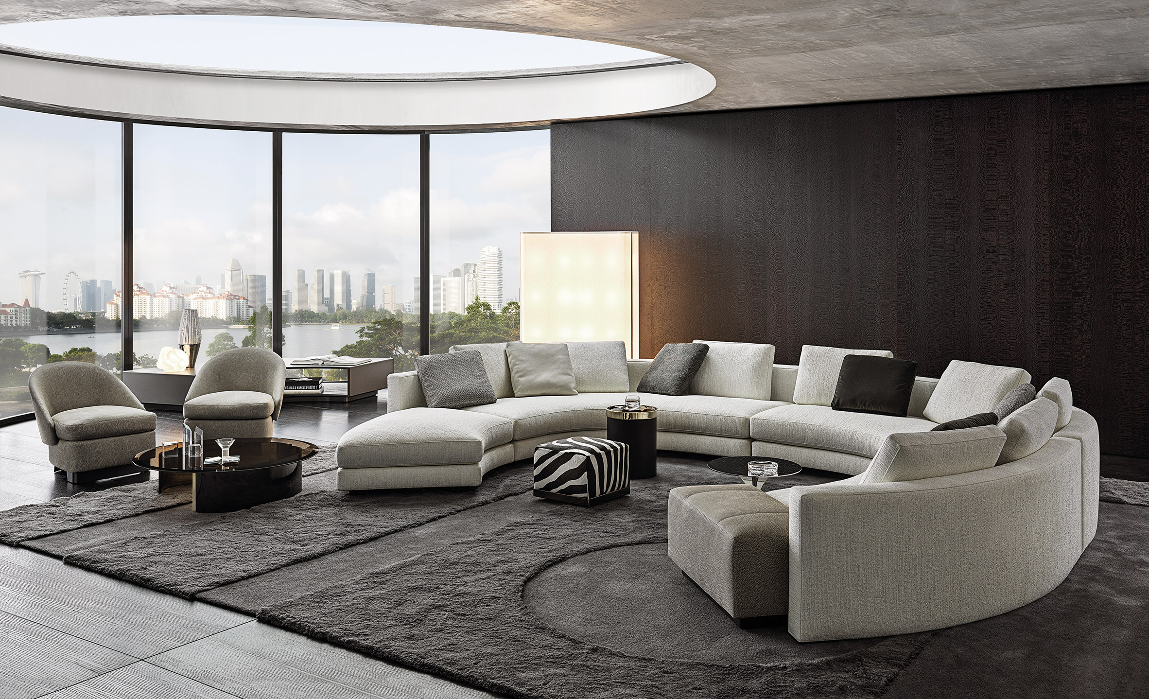 """3Novices Minotti explores """"new forms"""" with its latest"""