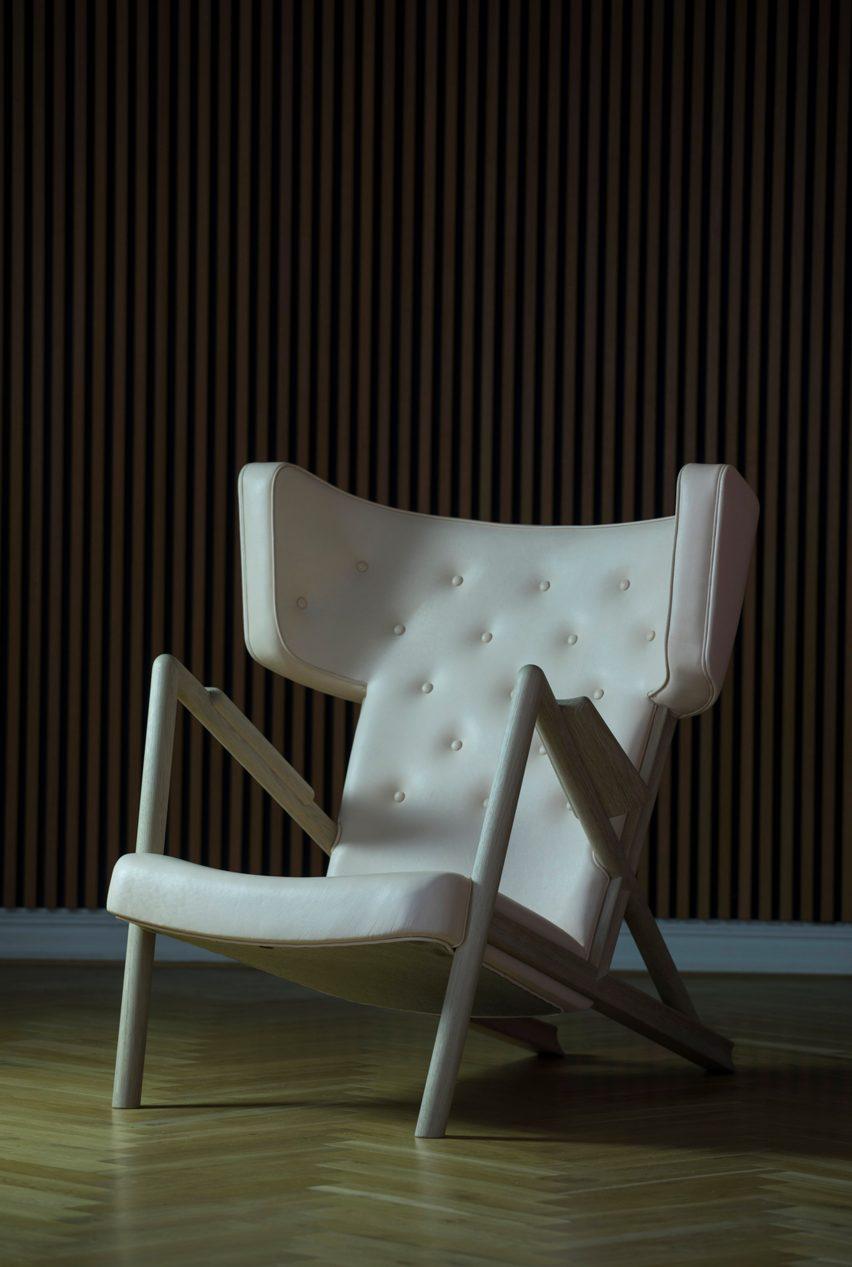 Finn Juhl Grasshopper chair
