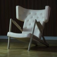 House of Finn Juhl reissues Grasshopper chair