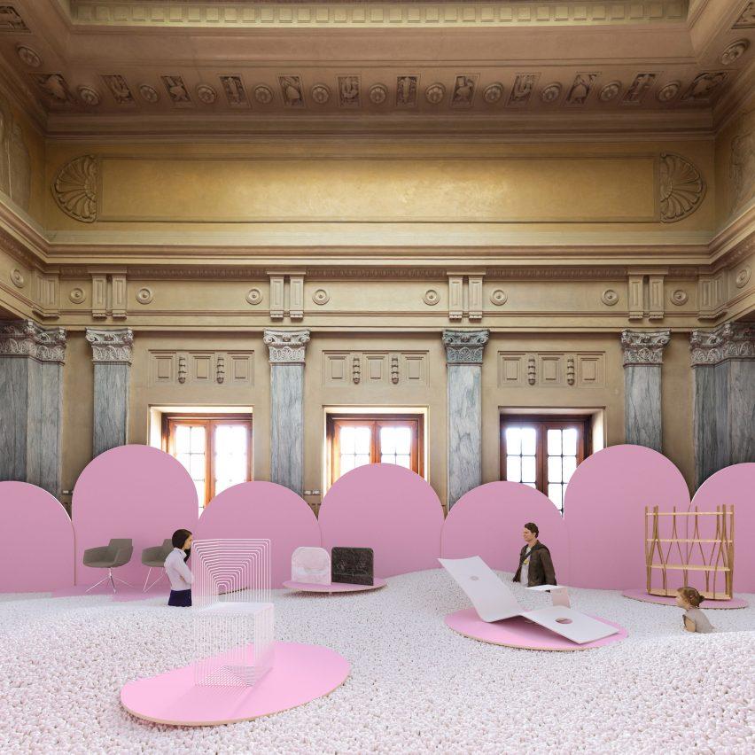 Milan design week guide: Pleasure & Treasure by Advantage Austria