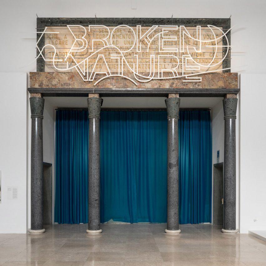 Milan design week guide: Broken Nature Design Takes on Human Survival