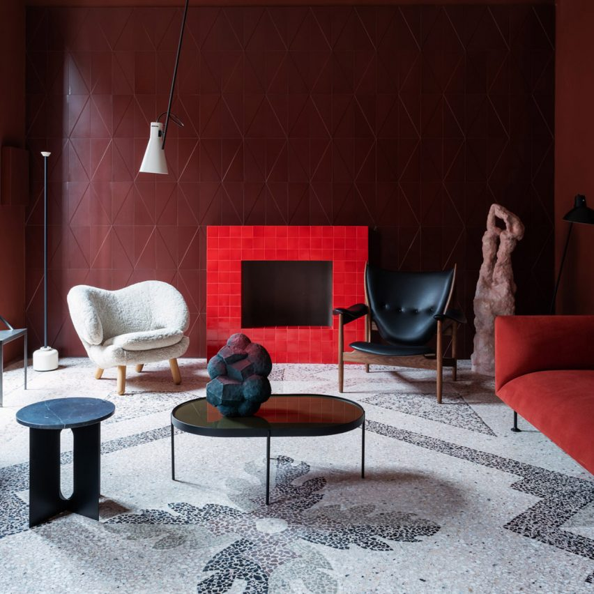H+O Perfect Darkness apartment Milan
