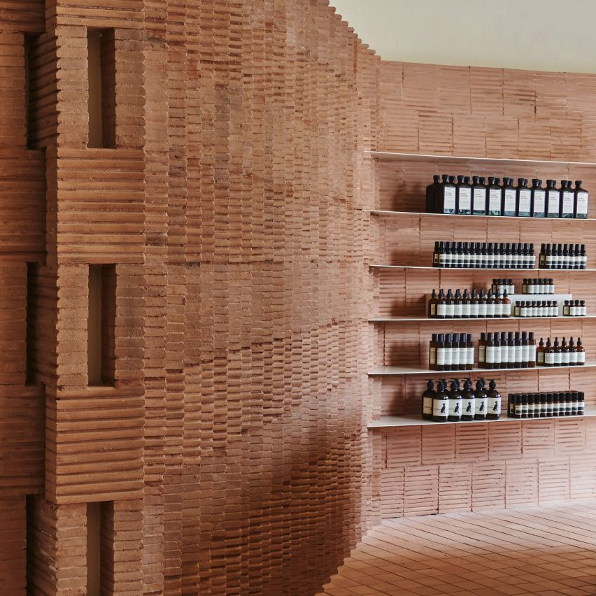 Aesop Park Slope by Frida Escobedo
