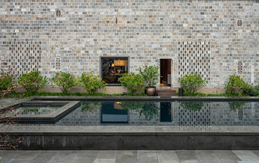 Tsingpu Yangzhou Retreat in Yangzhou, China, by Neri&Hu