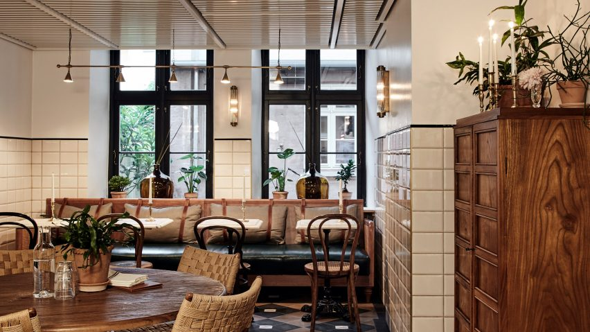 Hotel Sanders designed by Lind + Almond