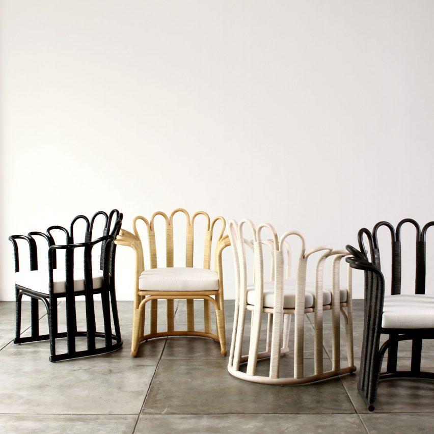 Fine Alvin Tjitrowirjo Uses Heavily Underrated Rattan To Create Short Links Chair Design For Home Short Linksinfo