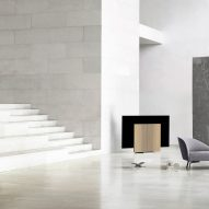 "Bang & Olufsen launches TV that can be folded away to ""reduce its visual presence"""