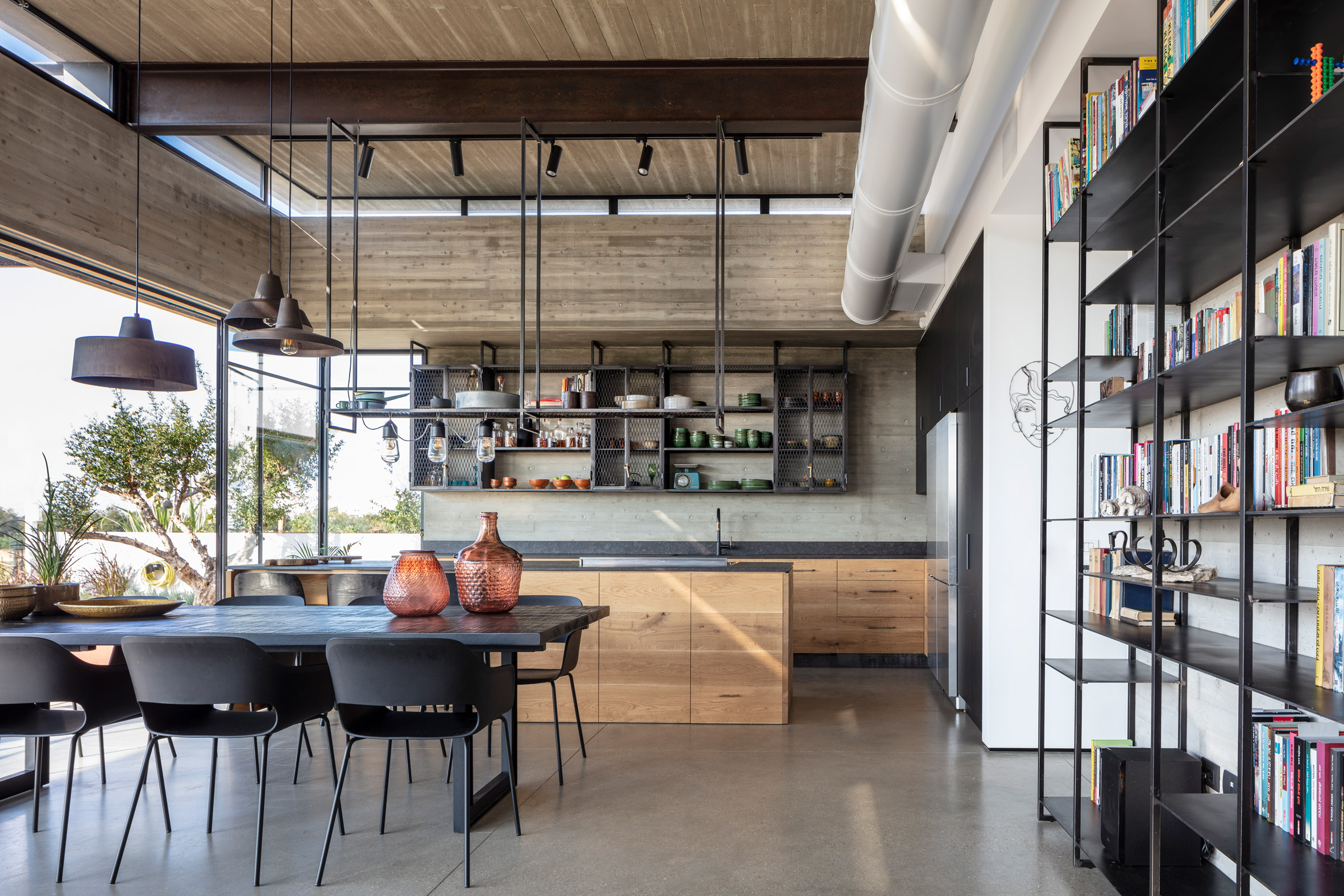 Bare House by Jacobs Yaniv Architects