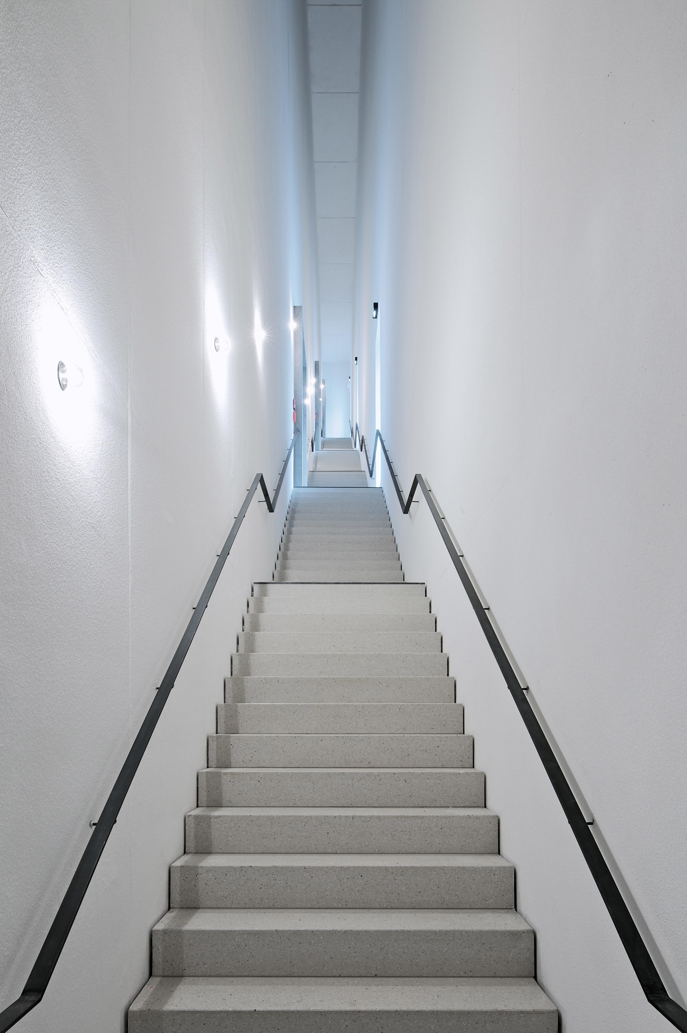 Bauhaus Museum Weimar by Heike Hanada