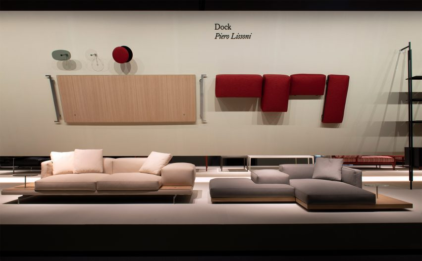 Amazing Dock Sofa By Piero Lissoni For Bb Italia Is A Platform For Beutiful Home Inspiration Cosmmahrainfo