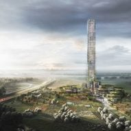 Dorte Mandrup wins approval for tallest tower in western Europe