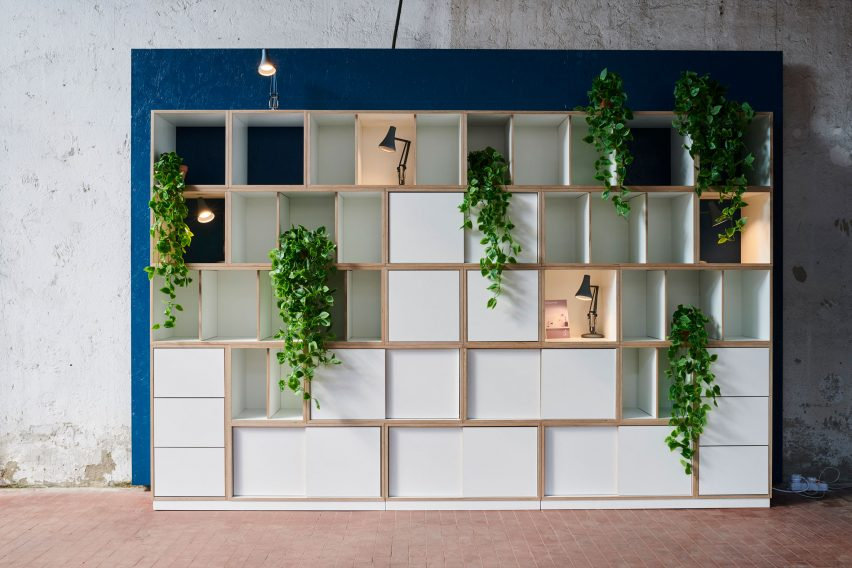 BOB modular storage system by Bisley and Paul Kelly