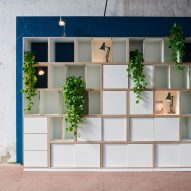 "BOB is a modular storage system by Paul Kelley and Bisley that offers ""infinite configurations"""